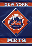 MLB New York Mets House Banner Flag