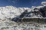 Annapurna I Photographic Print by Andrew Taylor