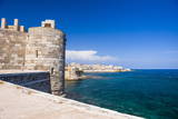 Ortigia Castle (Castello Maniace) (Castle Maniace) Photographic Print by Matthew Williams-Ellis