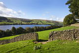 Gouthwaite Reservoir from the Nidderdale Way Photographic Print by Mark Sunderland
