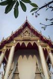 Wat Kongkaramworavihara, Phetchaburi, Thailand, Southeast Asia, Asia Photographic Print by Andrew Taylor