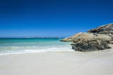 Pretty Norman Beach in Wilsons Promontory National Park, Victoria, Australia, Pacific Photographic Print by Michael Runkel