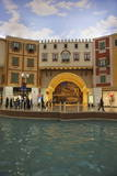 Villaggio Mall, Doha, Qatar, Middle East Photographic Print by Jane Sweeney