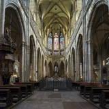 St. Vitus Cathedral, Prague, Czech Republic, Europe Fotografisk tryk af Ben Pipe