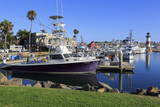 Oceanside Harbor Village, City of Oceanside, California, United States of America, North America Photographic Print by Richard Cummins