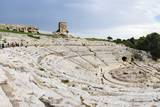 Teatro Greco (Greek Theatre) Photographic Print by Matthew Williams-Ellis
