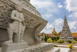 Stupas in Front of the Silver Pagoda in the Royal Palace Photographic Print by Michael Nolan