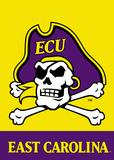NCAA East Carolina Pirates 2-Sided Garden Flag Flag
