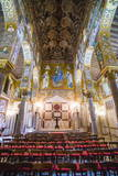 Royal Chapel (Palatine Chapel) (Cappella Palatina) at the Royal Palace of Palermo (Palazzo Reale) Photographic Print by Matthew Williams-Ellis