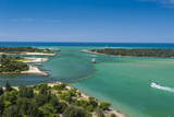 Turquoise Waters at Lakes Entrance, Victoria, Australia, Pacific Photographic Print by Michael Runkel