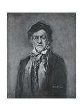 Richard Wagner Giclee Print by John Erskine