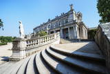 Robilion Pavilion, Royal Summer Palace of Queluz, Lisbon, Portugal, Europe Photographic Print by G and M Therin-Weise