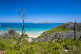 View over Wilsons Promontory National Park, Victoria, Australia, Pacific Photographic Print by Michael Runkel