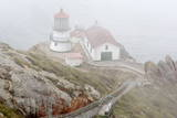 Point Reyes Lighthouse Photographic Print by Richard Cummins
