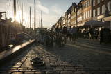 Nyhavn Harbour, Copenhagen, Denmark, Scandinavia, Europe Photographic Print by Ben Pipe