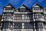 The Rows on Bridge Street, Chester, Cheshire, England, United Kingdom, Europe Photographic Print by Frank Fell