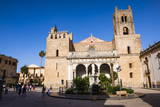 Monreale Cathedral (Duomo Di Monreale) at Monreale, Near Palermo, Sicily, Italy, Europe Photographic Print by Matthew Williams-Ellis