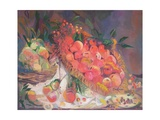 Still Life with Fruit Giclee Print by John Erskine