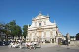 Saint Peter and Saint Paul's Church, UNESCO World Heritage Site, Krakow, Malopolska, Poland, Europe Photographic Print by Christian Kober