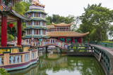 Haw Par Villa, Singapore, Southeast Asia, Asia Photographic Print by Christian Kober