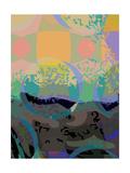 Mona 6 Giclee Print by Scott J. Davis