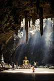 Tham Khao Luang Cave, Phetchaburi, Thailand, Southeast Asia, Asia Photographic Print by Andrew Taylor