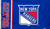 NHL New York Rangers Flag with Grommets Flag