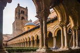 Duomo Di Monreale (Monreale Cathedral), Monreale, Near Palermo, Sicily, Italy, Europe Photographic Print by Matthew Williams-Ellis