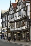 The 15th Century Half-Timbered House of Sir Thomas Herbert Bart Photographic Print by Peter Richardson