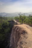 Pai Canyon, Mai Hong Son Province, Thailand, Southeast Asia, Asia Photographic Print by Andrew Taylor