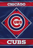 MLB Chicago Cubs House Banner Flag