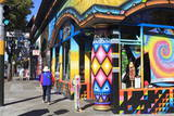 Store in Haight-Ashbury District Photographic Print by Richard Cummins