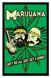 Cheech and Chong - All Get a Bong Prints