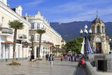 Seafront in Yalta, Crimea, Ukraine, Europe Photographic Print by Richard Cummins
