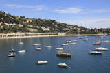 Harbour, Villefranche Sur Mer, Cote D'Azur, French Riviera, Alpes Maritimes Photographic Print by Wendy Connett