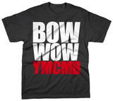Bow Wow - Bow Wow YMCMB on Black T-Shirt