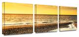 Returning Home 3-Piece Canvas Set Prints by Steven Wilson