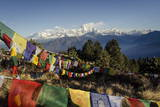 The View from Poon Hill, 3210M Photographic Print by Andrew Taylor