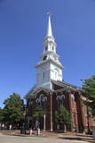 North Church, Portsmouth, New Hampshire, New England, United States of America, North America Photographic Print by Wendy Connett