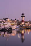 Oceanside Harbor Village Lighthouse Photographic Print by Richard Cummins