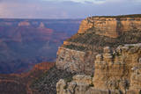 Sunset over the South Rim of the Grand Canyon, Arizona Photographic Print by Stacy Gold