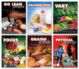 MyPlate Poster Set-6 Posters