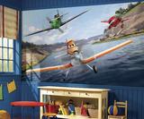 Disney Planes Prepasted Mural Wallpaper Mural