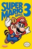 Super Mario Bros. 3 - Cover Bilder