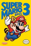 Super Mario Bros. 3 - Cover Print