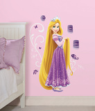 Disney - Princess Rapunzel Peel and Stick Giant Wall Decals Wall Decal