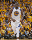 2014 NBA Playoffs Game 6: May 1, Los Angeles Clippers vs Golden State Warriors - Draymond Green Photographic Print by Rocky Widner