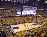 2014 NBA Playoffs Game 7: May 3, Atlanta Hawks vs Indiana Pacers Photographic Print by David Dow