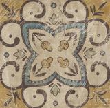 Batik Square VI Giclee Print by Chariklia Zarris