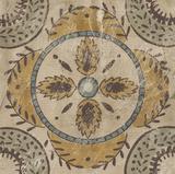 Batik Square VII Giclee Print by Chariklia Zarris